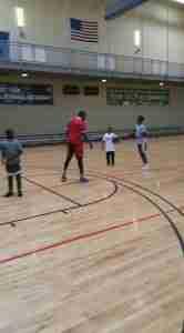 South Sudan Unite KROC Center