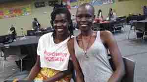 Grace Bol Unite South Sudan Day