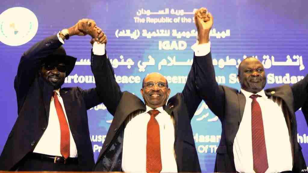 The Al-Bashir Peace
