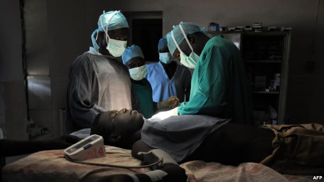 South Sudan Doctor
