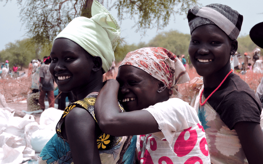 The Plight of the South Sudan Woman